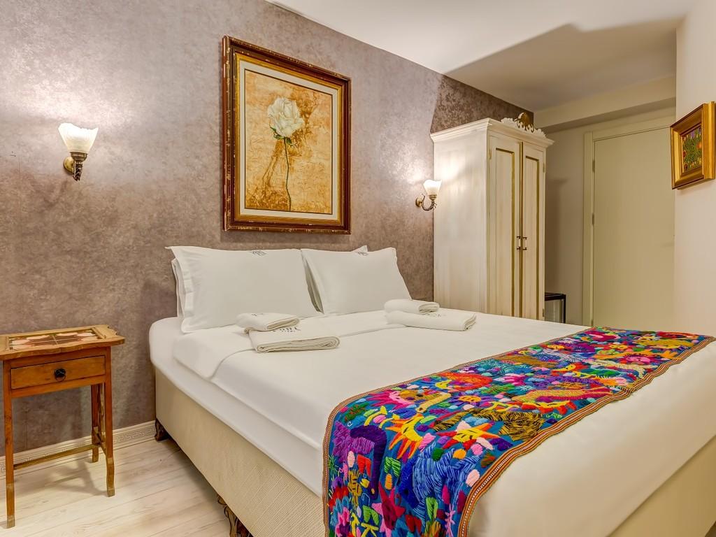 Bed & Breakfast, Double Room