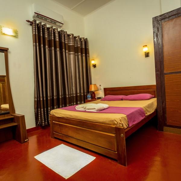 Room # 105 Standard Deluxe Double Room