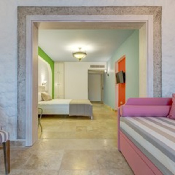 Bed & Breakfast, Junior Suite