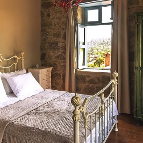 Double Deluxe Room With Balcony