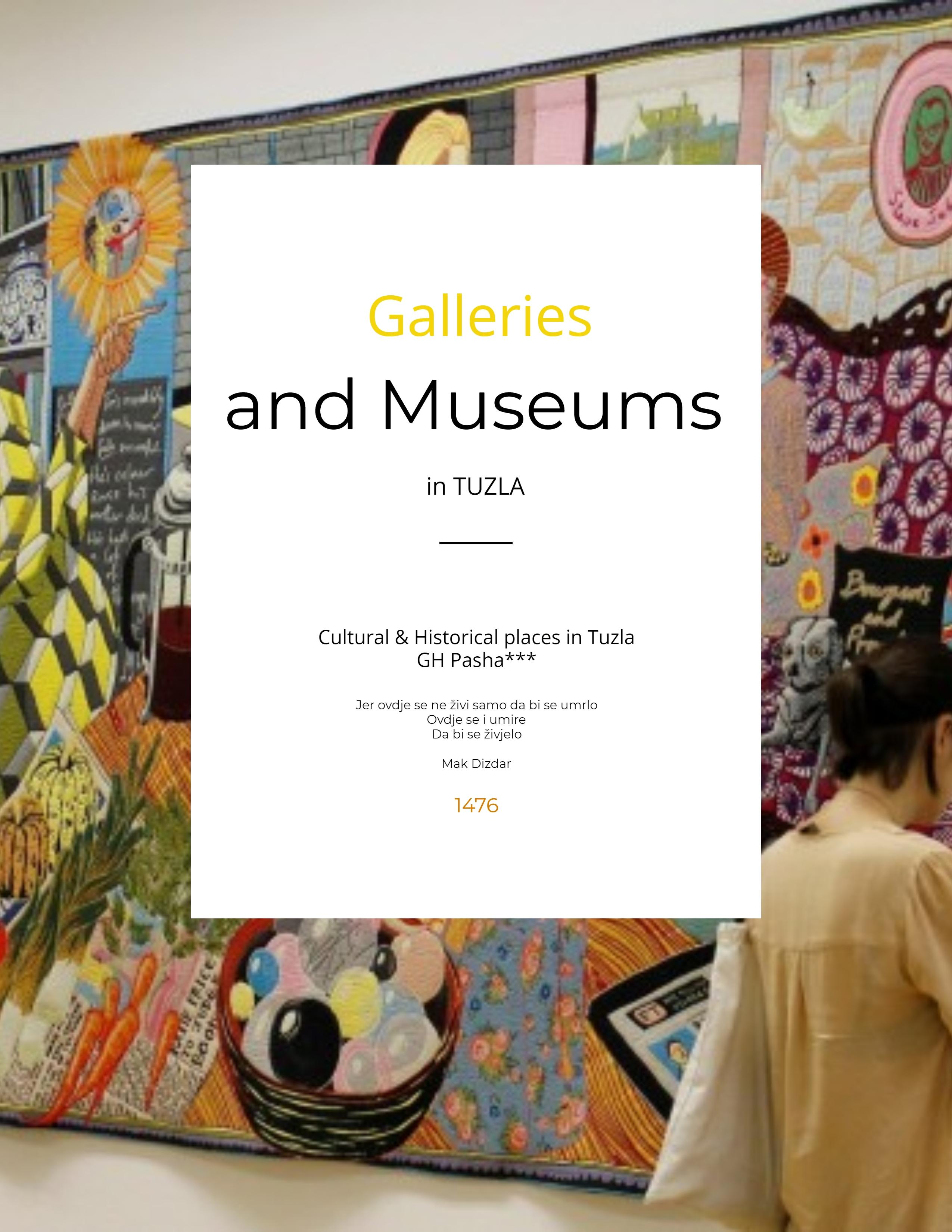 Galerije & Muzeji u Tuzli