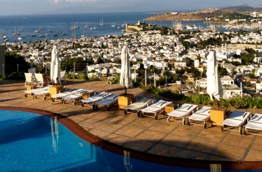 Bodrum. Why going on holiday here?