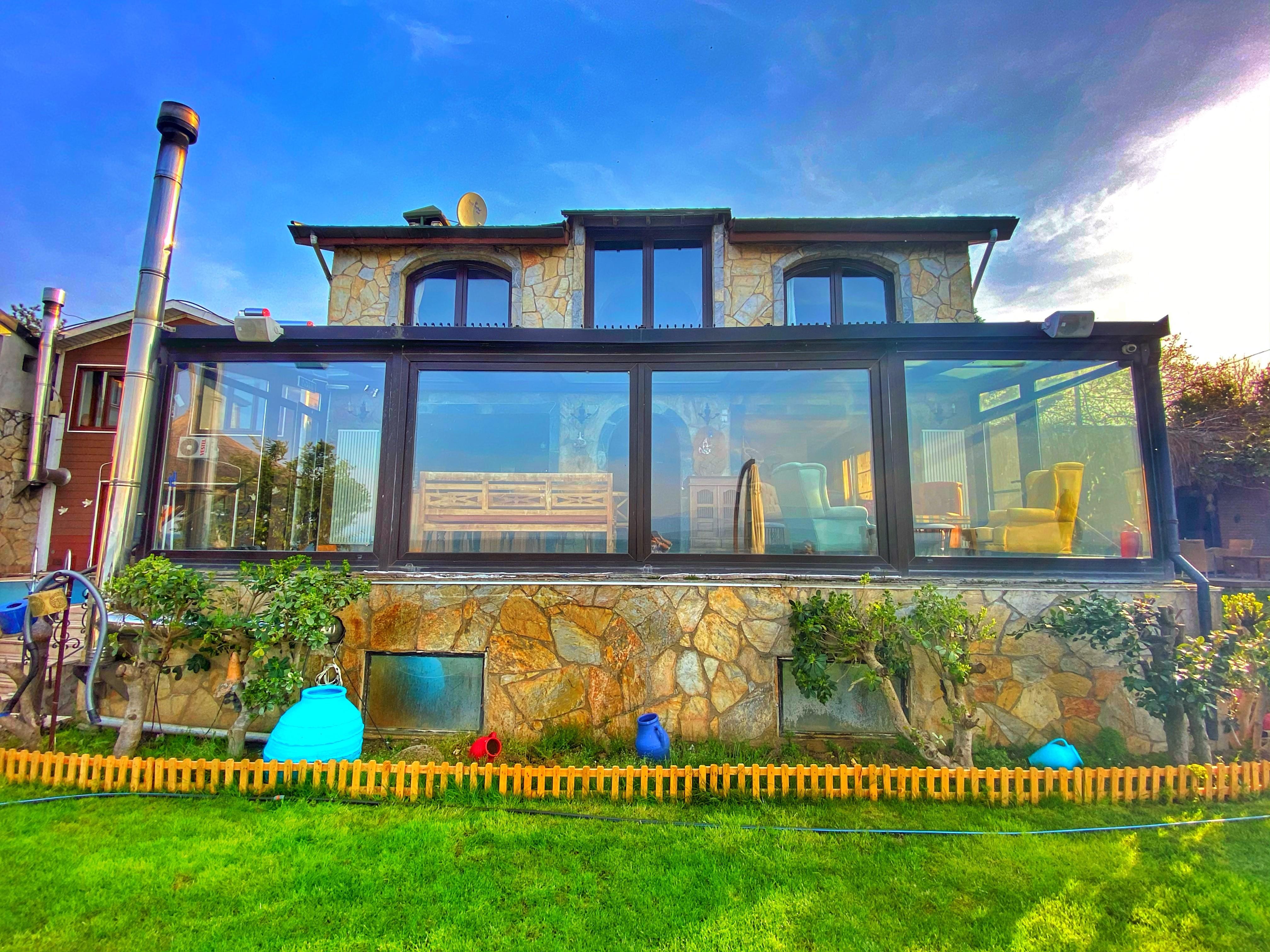 Büyük Villa (8 Kişilik)