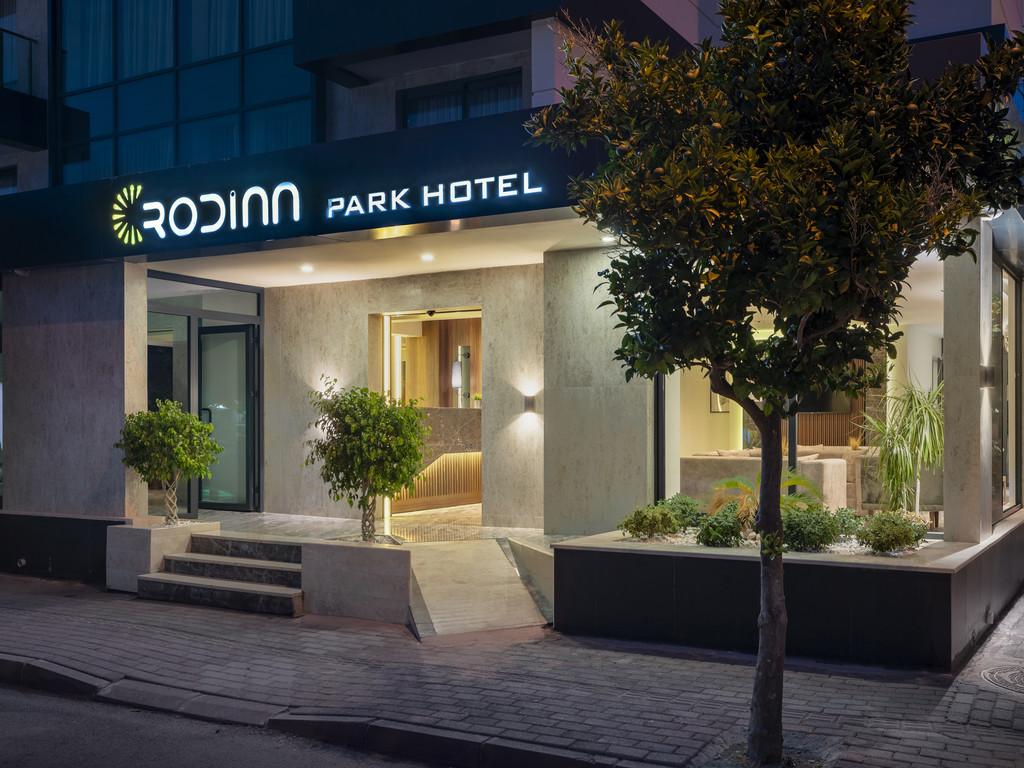 Hotel Giriş