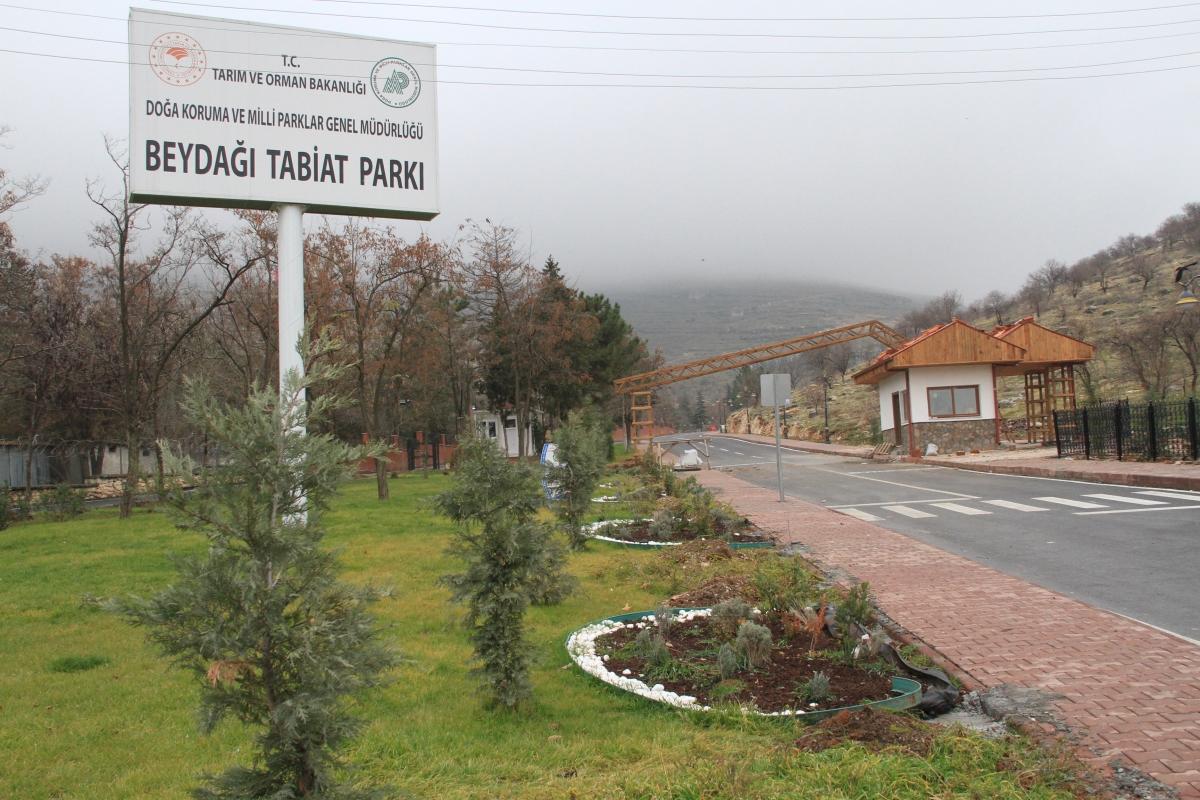 Beydağı Tabiat Parkı